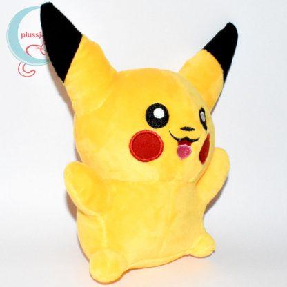 Pikachu nyitott szájú 18 cm-es plüss #2 - jobbról