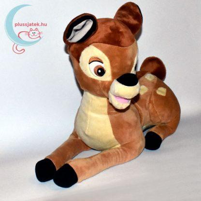 Hatalmas plüss Bambi őzike (őz) oldalról