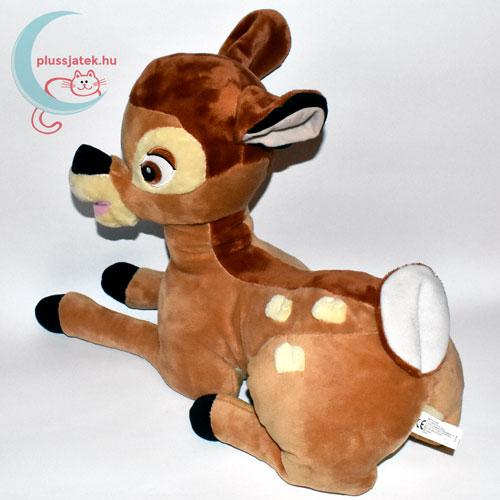 Hatalmas plüss Bambi őzike (őz) hátulról