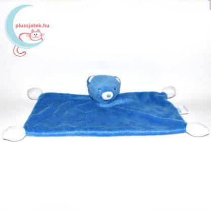Nestlé kék plüss maci szundikendő fentről