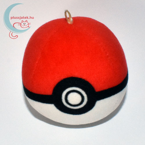 Pokémon plüss Pokélabda (Pokéball) felülről