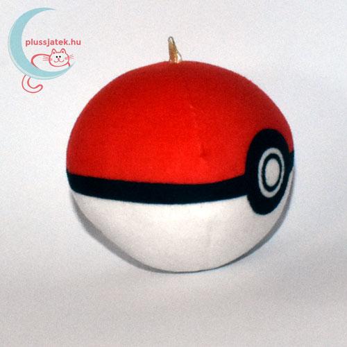 Pokémon plüss Pokélabda (Pokéball) jobbról