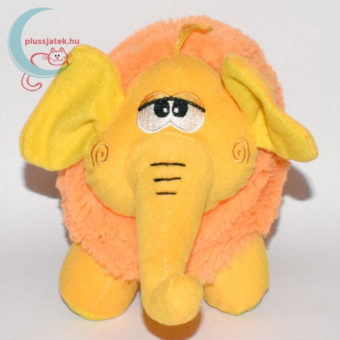 Barack, a plüss elefánt