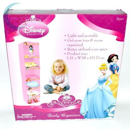 Disney hercegnős függeszthető játéktároló