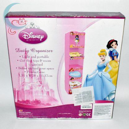 Disney hercegnős függeszthető játéktároló hátulról