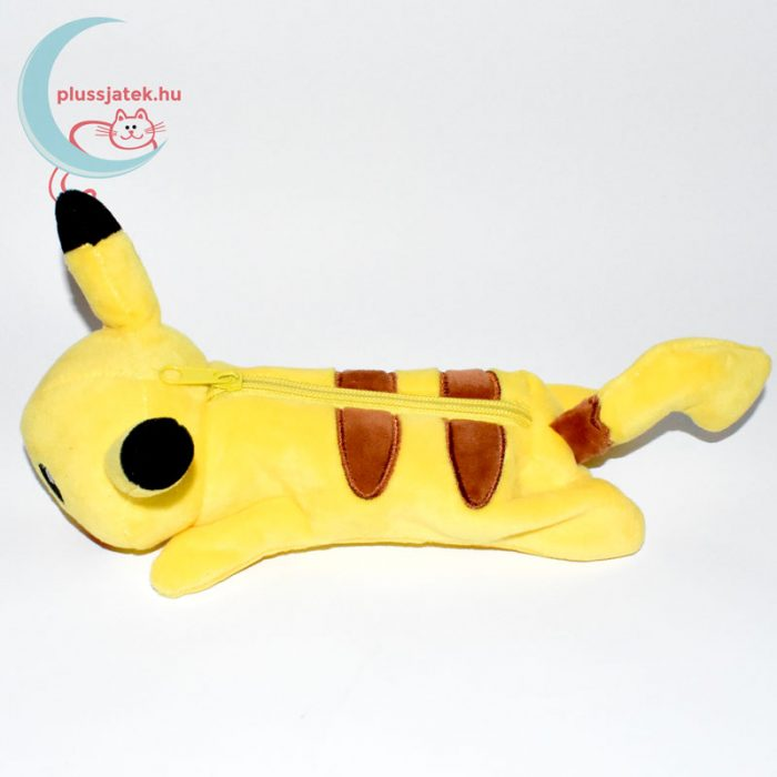 Pikachu plüss pénztárca oldalról