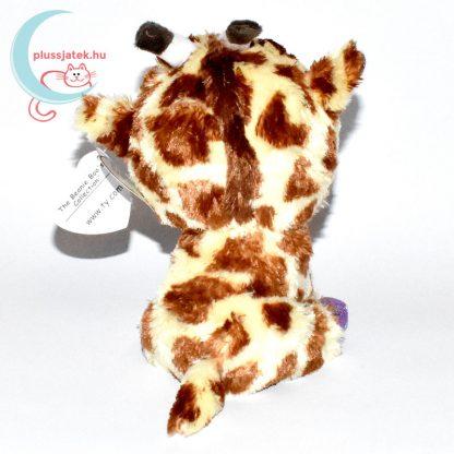 TY nagyszemű plüss zsiráf hátulról