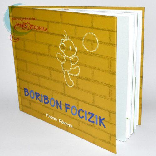 Marék Veronika - Boribon focizik meséskönyv