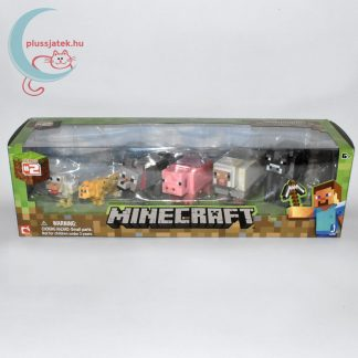 Minecraft - Állatok 6 db-os készlet