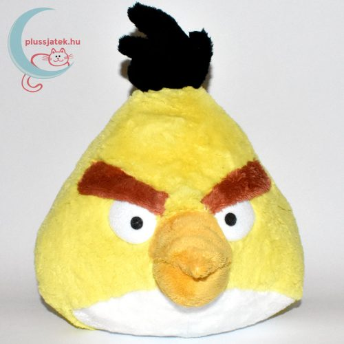 Chuck sárga Angry Birds plüss madár (25 cm)