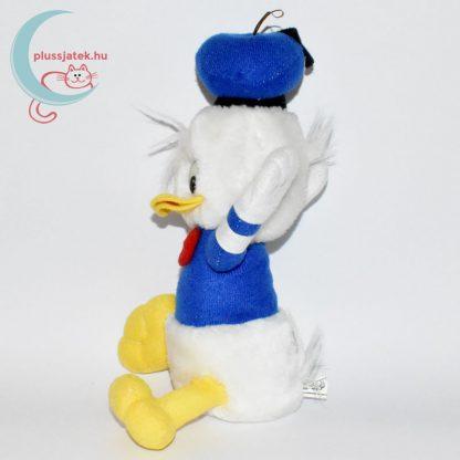 Kölyök Donald kacsa plüss oldalról