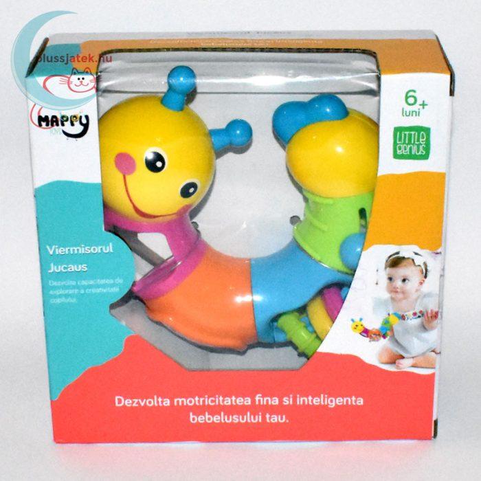 Mappy Toys Hernyócska - interaktív játék