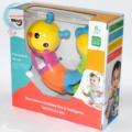 Mappy Toys Hernyócska - interaktív játék balról