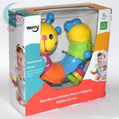 Mappy Toys Hernyócska - interaktív játék jobbról