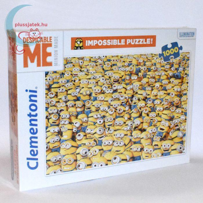 Minyonok - A lehetetlen puzzle (Clementoni 1000 darabos kirakó) jobbról
