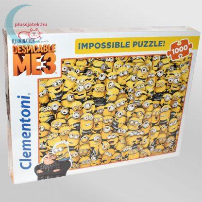 Minyonok, Gru 3 - A lehetetlen puzzle (Clementoni 1000 db-os kirakó) jobbról