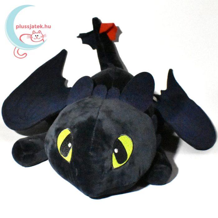 Fogatlan éjfúria plüss - Így neveld a sárkányodat, 58 cm