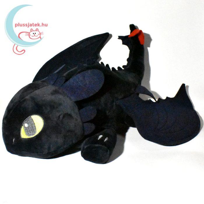 Fogatlan éjfúria plüss - Így neveld a sárkányodat, 58 cm balról
