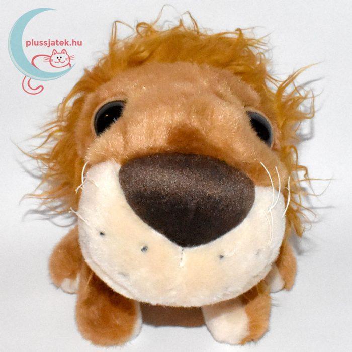 Nagyfejű plüss oroszlán Big Headz (Coop Cukifejek)