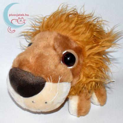 Nagyfejű plüss oroszlán Big Headz (Coop Cukifejek) balról