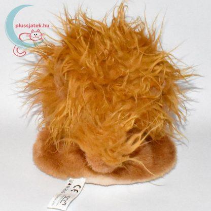 Nagyfejű plüss oroszlán Big Headz (Coop Cukifejek) hátulról