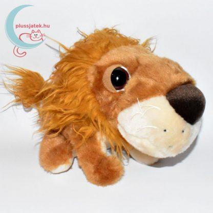 Nagyfejű plüss oroszlán Big Headz (Coop Cukifejek) jobbról