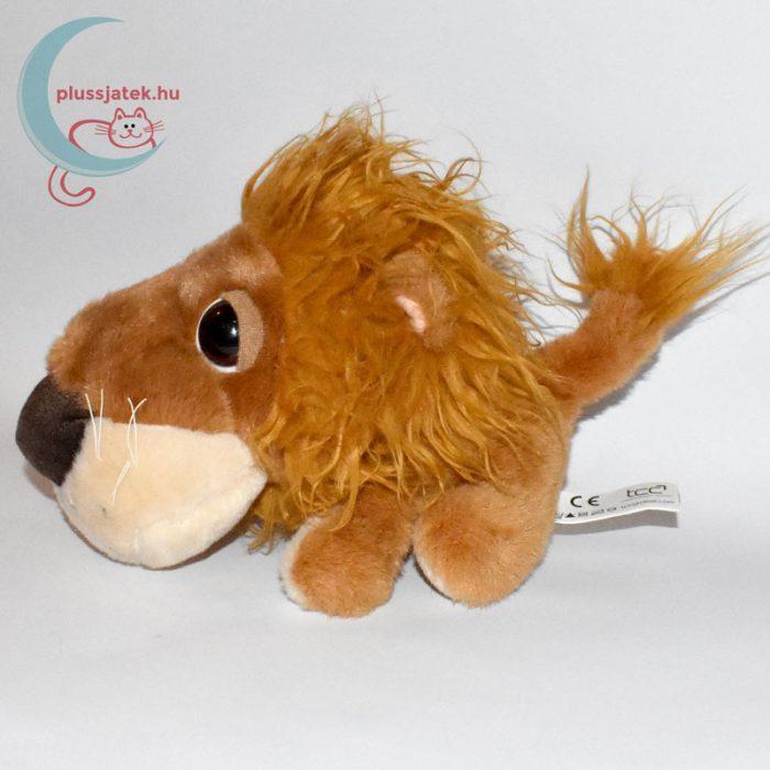 Nagyfejű plüss oroszlán Big Headz (Coop Cukifejek) oldalról