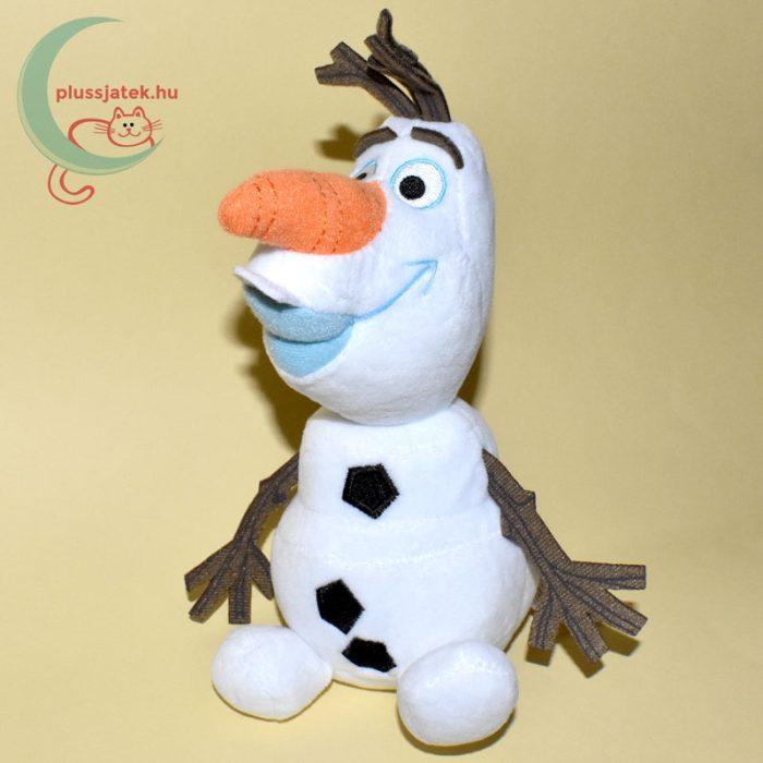 Olaf, a hóember plüss (Jégvarázs, Frozen) balról