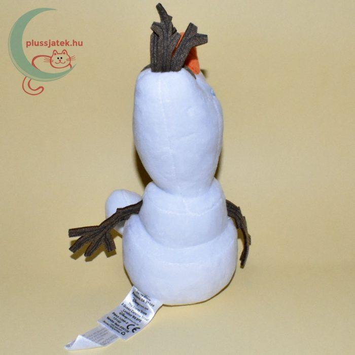 Olaf, a hóember plüss (Jégvarázs, Frozen) hátulról