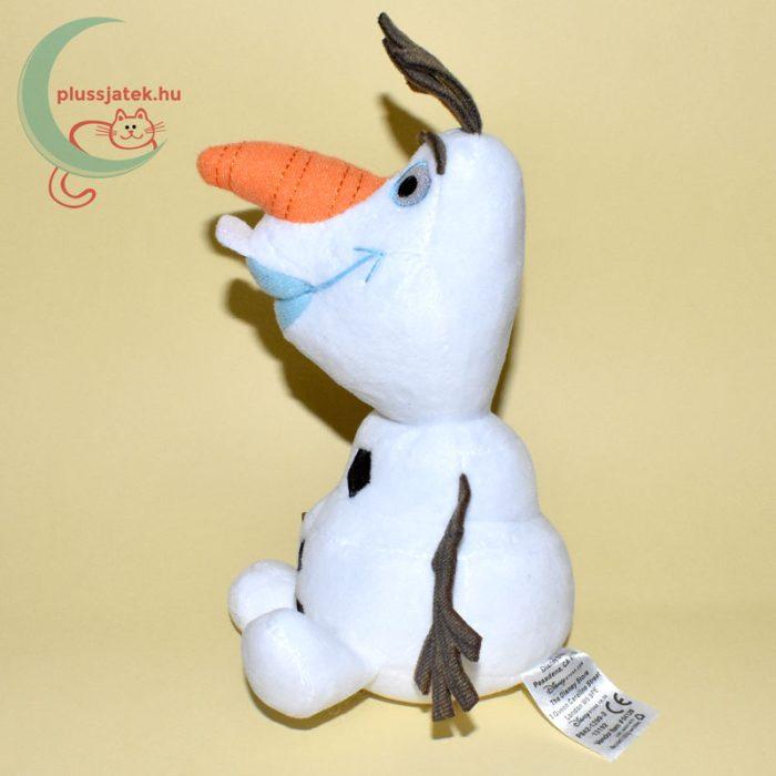 Olaf, a hóember plüss (Jégvarázs, Frozen) oldalról