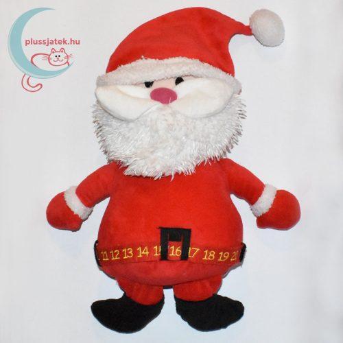 Ölelnivaló plüss télapó (Christmas Cuddles)
