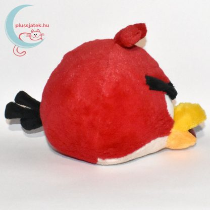 Angry Birds piros plüss madár (Red Bird) oldalról