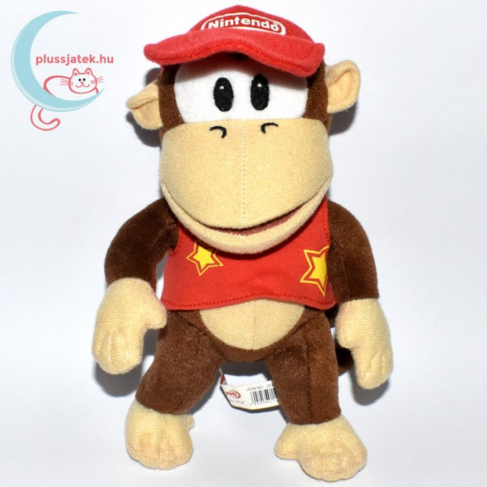 Donkey Kong plüss majom (Super Mario)