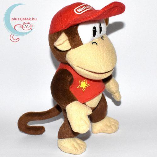 Donkey Kong plüss majom (Super Mario) jobbról