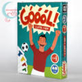 Góóól! focis kártyajáték (3 játék 1-ben) balról