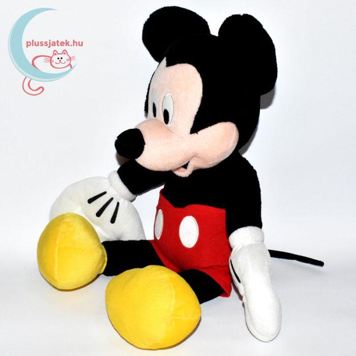 Óriás Mickey (Miki) egér plüss (45 cm) balról