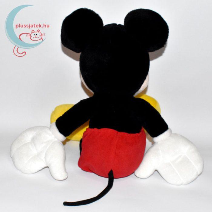 Óriás Mickey (Miki) egér plüss (45 cm) hátulról