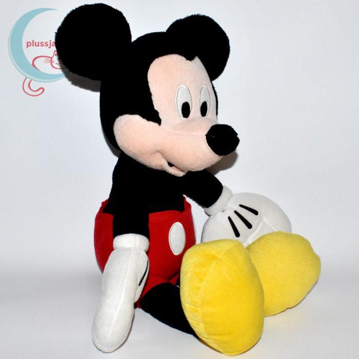 Óriás Mickey (Miki) egér plüss (45 cm) jobbról