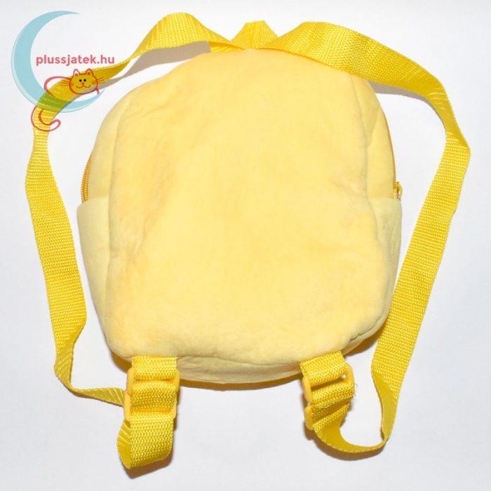Pikachu plüss hátizsák (Pokémon) hátulról