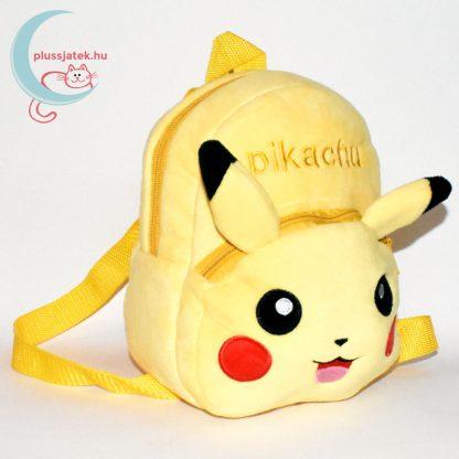 Pikachu plüss hátizsák (Pokémon) jobbról