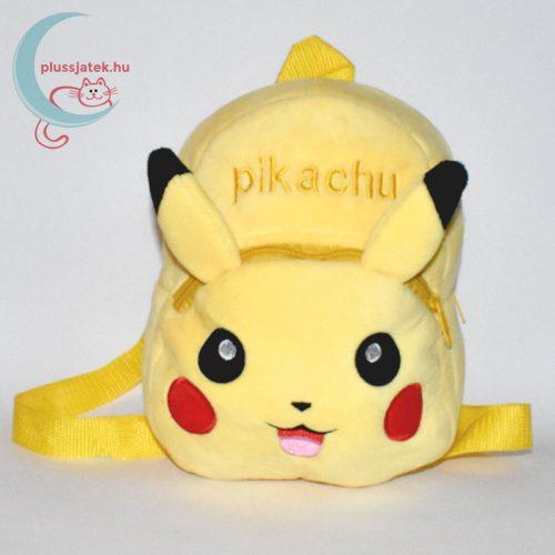 Pikachu plüss hátizsák (Pokémon) szemből