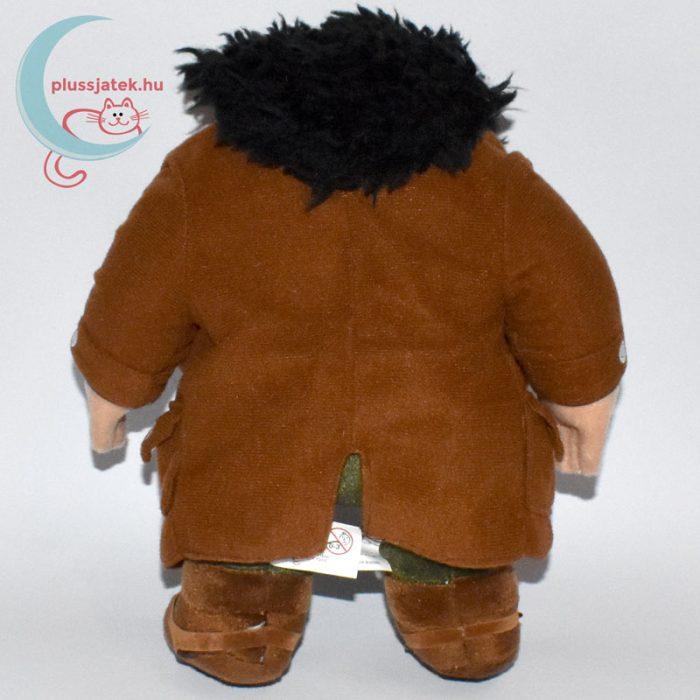Rubeus Hagrid plüss (Harry Potter) hátulról