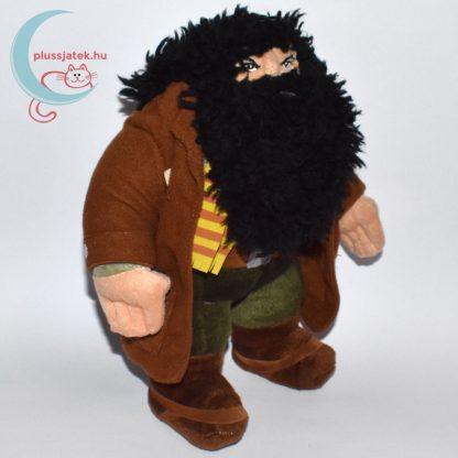 Rubeus Hagrid plüss (Harry Potter) jobbról