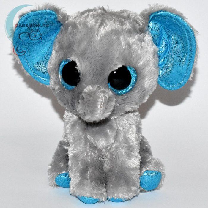 TY nagyszemű plüss elefánt (Beanie Boos)