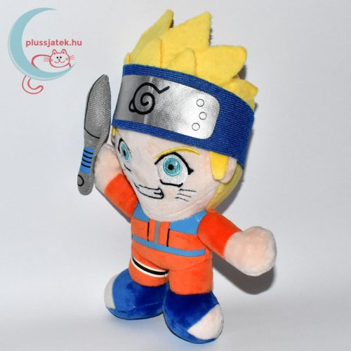 Uzumaki Naruto plüss balról