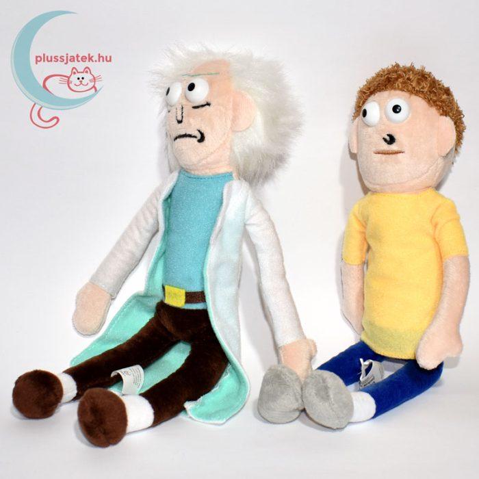 Rick és Morty plüss balról