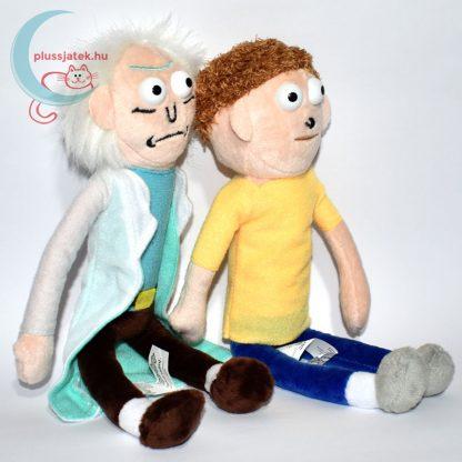 Rick és Morty plüss jobbról
