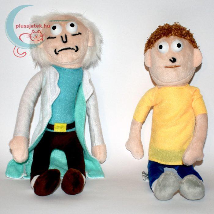 Rick és Morty plüss ültetve