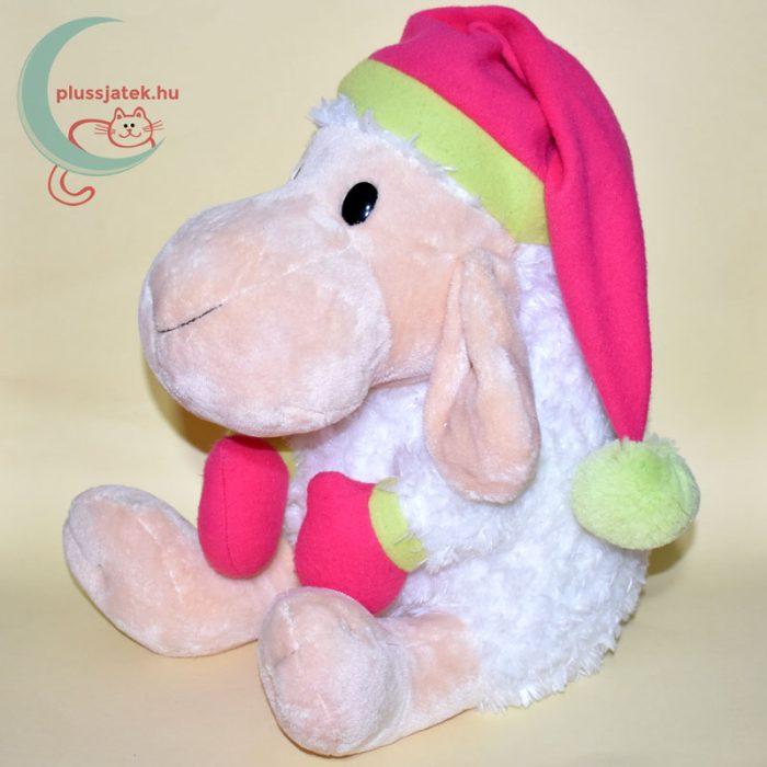 Bo, téli plüss bárány (45 cm) - Mylo and Friends balról
