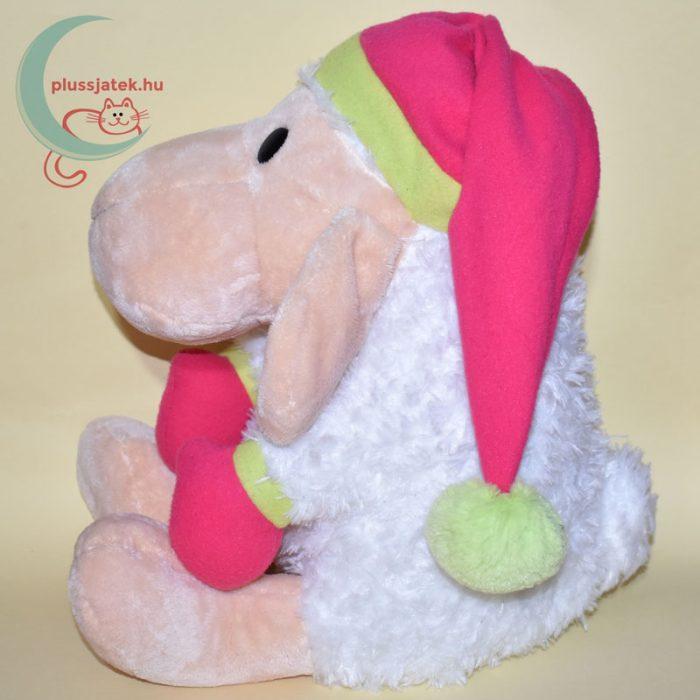 Bo, téli plüss bárány (45 cm) - Mylo and Friends oldalról